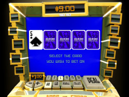 Play no download casino games such as Aces And Faces at WinADayCasino.eu!