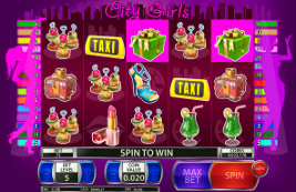 Play casino games such as City Girls at WinADayCasino.eu!