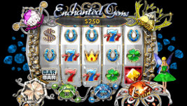 Play casino games such as Enchanted Gems at WinADayCasino.eu!