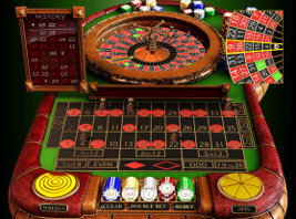 Play no download casino games such as La Roulette at WinADayCasino.eu!