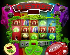 Play instant casino games such as Leprechaun Luck at WinADayCasino.eu!