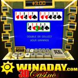 New multi-hand video poker game Aces And Faces offers high payouts and stunning 3D graphics, only at WinADayCasino.eu online casino.