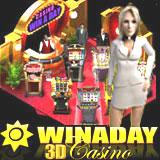 Win A Day Casino offers the best casino games, including video pokers, roulette and keno!
