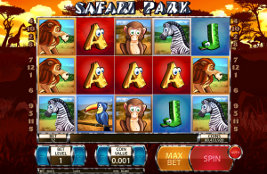 tropical safari slots