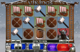 Play casino games such as Vikings at WinADayCasino.eu!
