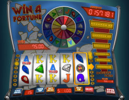 Play no download casino games such as Win A Fortune at WinADayCasino.eu!
